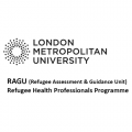 RAGU (Refugee Assessment and Guidance Unit) [logo]