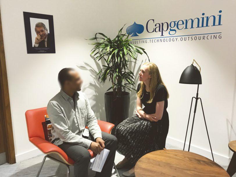 Capgemini Employed Candidate (Transitions Case Study)